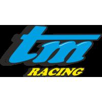 Sticker MOTO TM RACING Logo