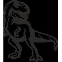Sticker Dinosaure 8