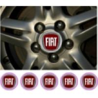 Sticker jante Fiat