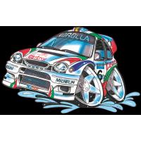 Autocollant 026-Toyota-Corolla-WRC