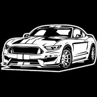 Sticker FORD Car (3)