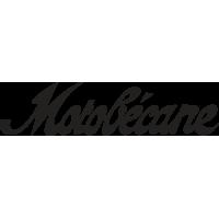 Sticker MOTO MOTOBÉCANE Logo (2)