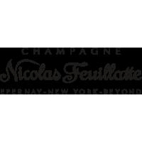 Sticker Champagne Nicolas Feuillatte