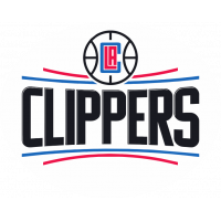 Sticker Clippers de Los Angeles