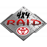Raid 4x4 toyata