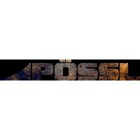 Sticker POSSL Vintage 4
