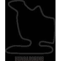 Sticker Circuit Hungaroring