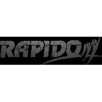Sticker RAPIDO VINTAGE 3