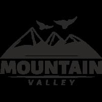 Sticker Montagnes Valley Déco