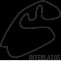 Sticker Circuit Interlagos