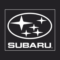 Sticker Subaru Logo Carré