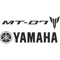 Sticker Yamaha Mt-07