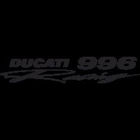 Sticker Ducati 996 Racing