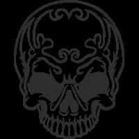 Sticker Skull 6