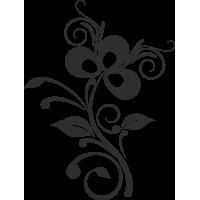 Sticker Fleurs 3