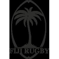 Sticker Rugby Fiji Logo