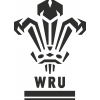 Sticker Rugby Wru Logo