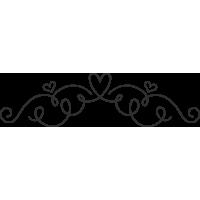 Sticker Cœur 7
