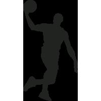 Sticker Sport Basket 8