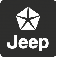 Sticker Jeep Carré