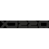 Sticker Jaguar Xj220