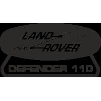 Sticker Land Rover Defender 110