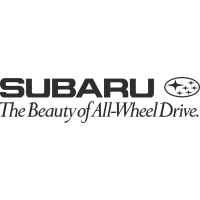 Sticker Subaru Beauty Awd