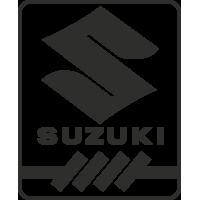 Sticker Suzuki Logo 4