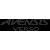 Sticker Toyota Avensis Verso