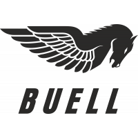 Sticker Buell Logo