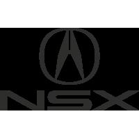 Sticker Acura Nsx