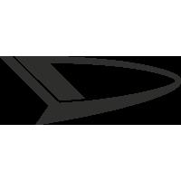 Sticker Daihatsu Logo 2