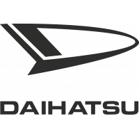 Sticker Daihatsu Logo 3
