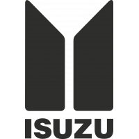 Sticker Isuzu Logo 2