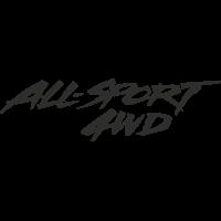 Sticker Mazda All Sport Awd