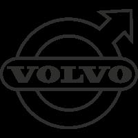 Sticker Volvo Simple