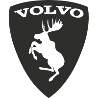 Sticker Volvo Moose