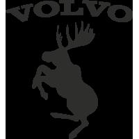 Sticker Volvo Moose 2