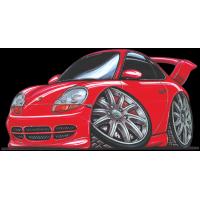 Autocollant 118-Porsche-911-GT3