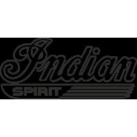 Sticker Indian Spirit