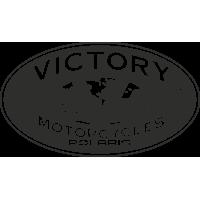 Sticker Polaris V Motorcycle
