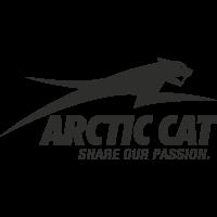 Sticker Arctic Cat Logo