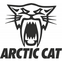 Sticker Arctic Cat 2