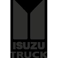 Sticker Isuzu Truck Logo 2