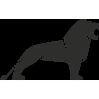 Sticker Man Logo 4