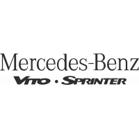 Sticker Mercedes Vito Sprinter
