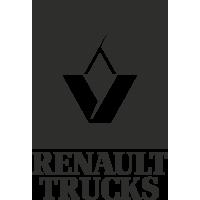 Sticker Renault Truck Logo