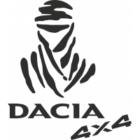 Sticker Dacia Dakar