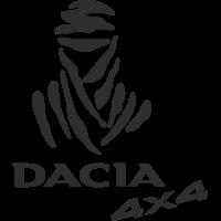 Sticker Dacia Dakar