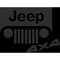 Sticker Jeep 4x4